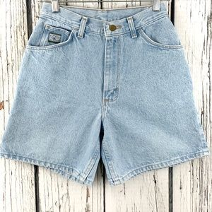 Vintage Wrangler for Women High Rise Shorts